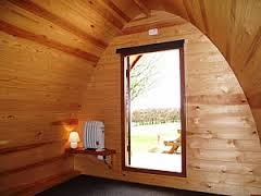 Image result for images of camping pods